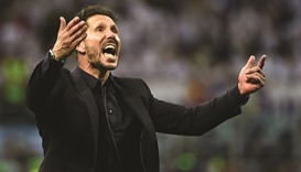 Even in defeat, Simeone is among the best