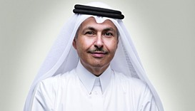Ooredoo Group CEO Sheikh Saud bin Nasser al-Thani