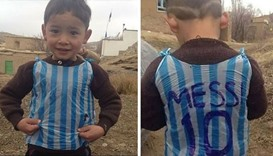 Little Messi flees Afghanistan, appeals to UN after 'threats'
