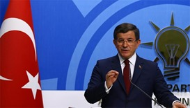 Turkish Prime Minister and leader of Turkey's ruling party, the Justice and Development Party (AK Pa