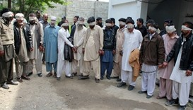 Police arrested 13 members of jirga who ordered the murder of the girl