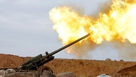 Turkish shelling kills 55 Islamic State militants
