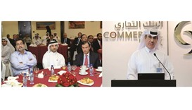 Commercial Bank forum sheds light on 'risk management strategies'