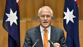 Australia PM calls election for July 2