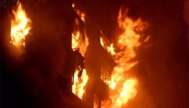 At least 50 injured in downtown Cairo fire