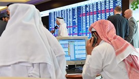Qatar shares snap 4-day losing streak on buying support