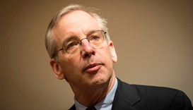 William Dudley, President of the New York Federal Reserve Bank