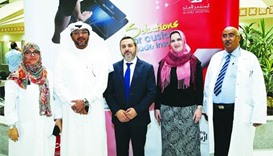 Foot care centre opens at Al Ahli Hospital