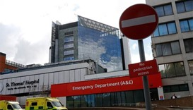 Hospitals divert ambulances after UK cyber attack