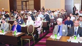 Doha conference discusses musculoskeletal problems