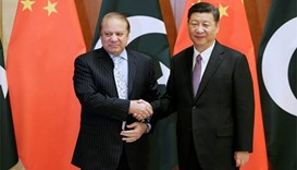 Pakistan signs nearly $500mn in China deals at summit