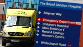 UK health system has recovered from cyber attack, says minister