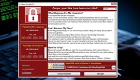 Researcher finds 'kill switch' for cyberattack ransomeware