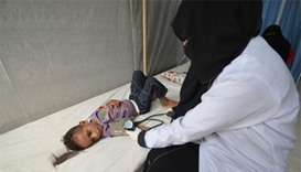 115 dead as Yemen cholera outbreak spreads