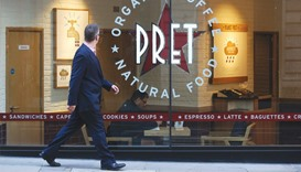 British sandwiches to land on Wall Street as Pret plans listing