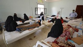 Cholera outbreak death toll in Yemen rises to 180