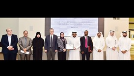 QU's Health Cluster receives accreditation