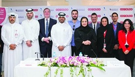 Ooredoo and AFG College sign partnership agreement