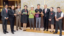 The Marriott Marquis City Center Doha Hotel welcomes first Qatar Airways stopover guests