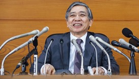 Bank of Japan can 'always' top up stimulus as needed: Kuroda