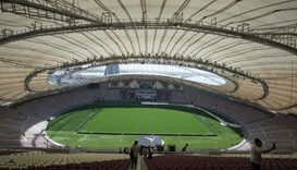 Newly-renovated Khalifa International Stadium