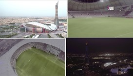 The Khalifa International Stadium