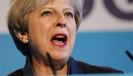 May seeks Brexit mandate with Conservative manifesto