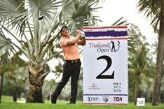 Locals on top as Thailand Open returns to Asian Tour