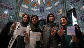 Iranians start voting in presidential election
