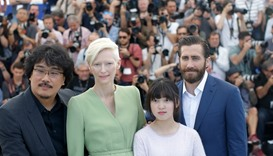 Old, new technology clash as glitch hits Netflix Cannes premiere