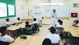 QRCS delivers services to 980 beneficiaries in Al Shamal