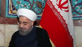 Rouhani says regional stability impossible without Iran