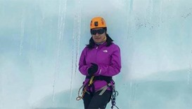 Indian woman reaches Everest summit twice in week