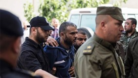 Three sentenced to death over killing of Hamas commander
