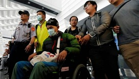 Taiwan hiker, rescued after 47-day Nepal ordeal, arrives home
