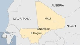 Eight Mali soldiers killed in ambush