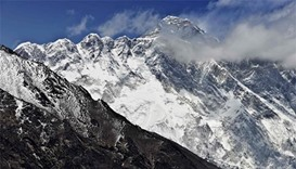 Three climbers die, one missing on Mount Everest