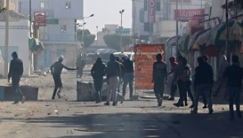 Tunisia protester 'accidentally' killed in south: ministry