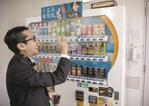 Why are Japan's 5 million vending machines losing out to humans?