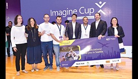 QU team selected for Imagine Cup grand final in US