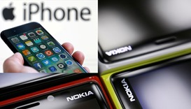 Apple and Nokia see deeper partnership after ending patent dispute