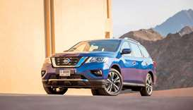 2018 Nissan Pathfinder ups adventure-ready credentials