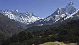 Four climbers found dead, as Everest toll reaches 10