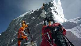 Four bodies discovered on Everest 'are from last year'
