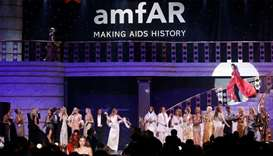 The amfAR's Cinema Against AIDS 2017 event - Auction