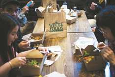 Sushi-loving Whole Foods fanatics are seen as key to turnaround
