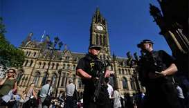 Two more held in UK in hunt for bomber's network