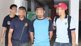 Malaysian police arrest six Islamic State suspects