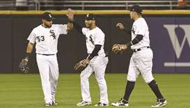 Garcia's big hit leads White Sox to win over Tigers