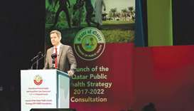 Public participation urged in health strategy